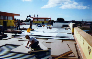 harford commercial roof